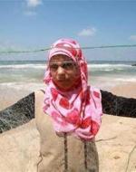 """""""مادلين"""".. فيلم وثائقي عن أول صائدة للأسماك في بحر غزة"""