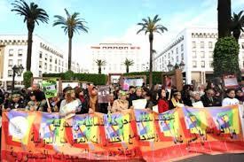 المغرب الحركة النسائية تطالب الحكومة بالإسراع في إخراج قانون مناهضة العنف…