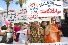 المغرب رحمة الإسلام بالمرأة و قسوة «لشكر» عليها