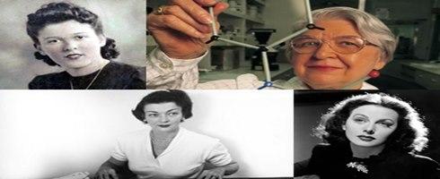 عشر نساء غيرن وجه العالم بإختراعاتهن