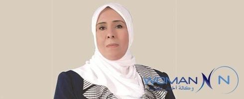 أمال الحاج ناشطة ليبية تترشح لرئاسة الحكومة للمرة الأولى في تاريخ ليبيا