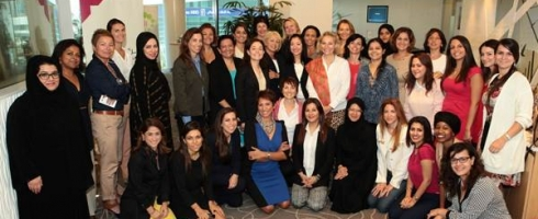 ورشة عمل عن موضوع الصلابة الذهنية تجمع عضوات مجلس سيدات أعمال دبي في اللقاء الشهري للمجلس