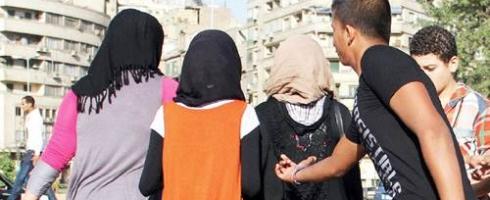 تقرير دولي: «المرأة المصرية» ليس لها مكان في المجال العام