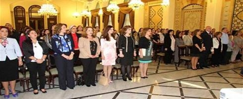 «موعد مع السراي» ناقش موضوع «المرأة اللبنانية والتمكين الإقتصادي»