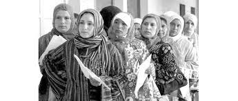 المرأة المغربية المهاجرة