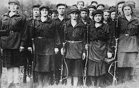 من تاريخ نضال النساء :النساء والاشتراكية الديمقراطية الألمانية ، ميلاد الحركة النسائية الإشتراكية الديموقراطية – (1889-1900)