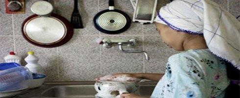 القاصرات المغربيات يفلتن من جحيم العمل في المنازل