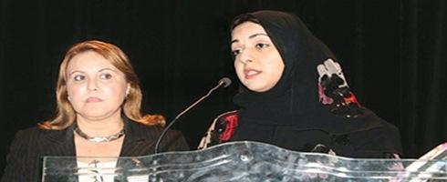 نورة السويدي..دور المرأة الإماراتية تعزز واكتسب أبعادا جديدة مع تطور مناحي الحياة المختلفة.