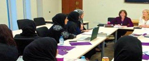 فريق بحثي يدرس أفضل الطرق لتمكين المرأة القطرية