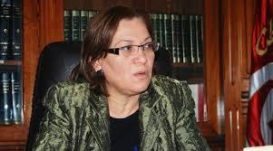كلثوم كنّو مترشحة جدّية للرئاسة في تونس