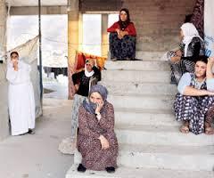 مشروع لتقديم الدعم النفسي للنساء النازحات في دهوك