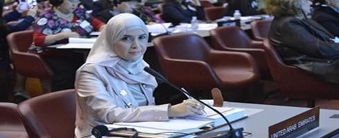 د أمل القبيسي : دور المرأة بالإمارات قائم على خيارات تنموية
