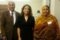 لجنة النساء في البرلمان الأوروبي تجري محادثات مع وفد صحراوي