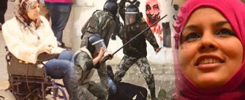 زهور ميدان التحرير.. «المرأة» من انتهاك إلى تهميش