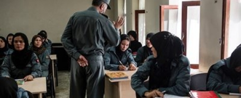 الشرطيات الأفغانيات في مواجهة ثقافة المجتمع