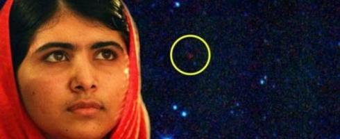ناسا تطلق اسم الناشطة الباكستانية ملالا يوسفزاي على كويكب جديد