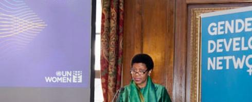 المديرة التنفيذية لهيئة الأمم المتحدة للمرأة : ارتفاع نسبة المتعلمات يقابله صعوبة الحصول على عمل