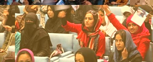 نساء أفغانستان يناضلن للمشاركة في المفاوضات مع «طالبان»