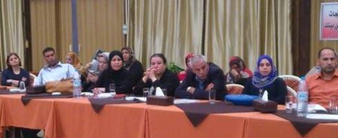 الإعلان عن تشكيل لجنة وطنية نسوية لمقاطعة البضائع الإسرائيلية