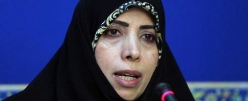 مساعدة الرئيس الايراني تؤكد ضرورة حماية النساء والاطفال خلال الحروب والاعمال الارهابية