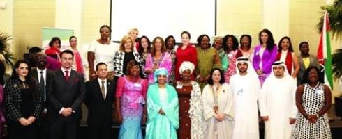 انطلاق النسخة الثالثة لـ »قمة نساء أميركا الجنوبية وأفريقيا والشرق الأوسط وآسيا« في دبي
