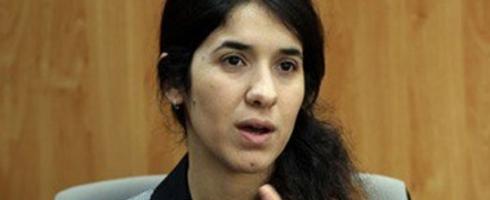 العراق يرشح الفتاة الأيزيدية لنيل جائزة نوبل للسلام