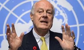 مبعوث الأمم المتحدة يود أن يرى امرأة رئيسة لسوريا