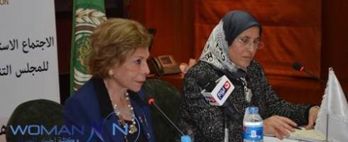 منظمة المرأة العربية تشارك في اجتماع الدورة الـ60 للجنة وضع المرأة في الأمم المتحدة
