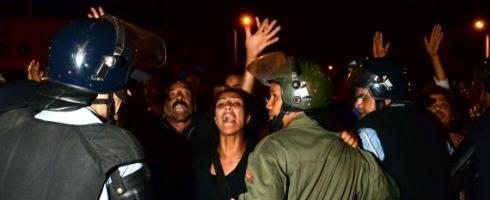 """فتاة مغربية تحرق نفسها بعد ابتزازها بفيديوهات """"اغتصابها"""".. هل انتحرت احتجاجاً على الإفراج عن الجناة؟."""