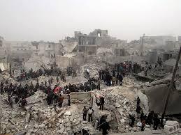 مقتل 742 سيدة في النصف الأول من العام 2017 في سورية