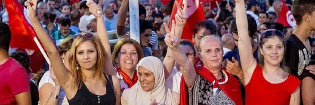 الرئيس التونسي يدعو للمساواة في الإرث بين الرجال والنساء
