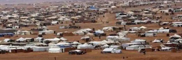 حالات إنسانية حرجة في مخيم الركبان وسط حصار النظام السوري وتجاهل أممي