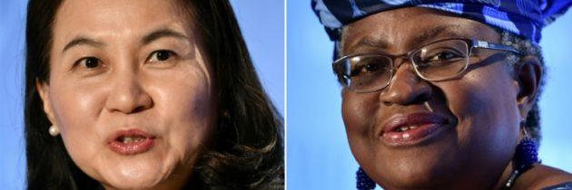 نيجيرية أو كورية.. سيدة في طريقها لقيادة منظمة التجارة العالمية لأول مرة