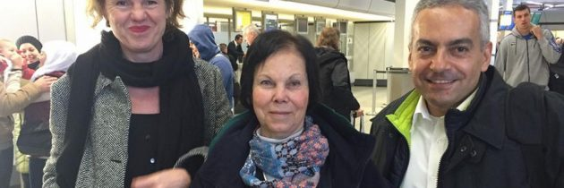 عائشة عودة: كتابة تجربتي في سجون إسرائيل واجب تاريخي