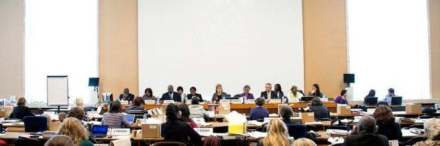 سيداو تعقد مناقشة حول التأثير المختلف للكوارث الطبيعة على النساء والرجال