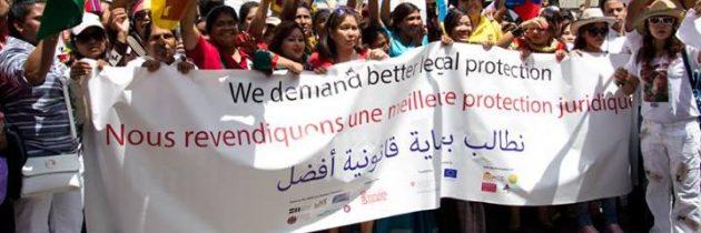 لبنان عيد العمّال 2014: من أجل حماية قانونية أفضل لعاملات المنازل