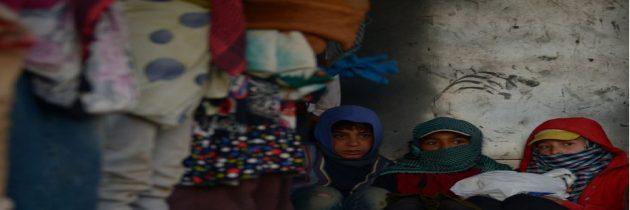 """تقرير للصحفية جانين دي جيوفاني بعنوان """"فتيات الثورة السورية"""" ترصد من خلاله حالة الفتيات النازحات في لبنان وتلقي الضوء على معاناتهن في مخيمات اللجوء."""