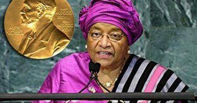 جونسون رئيسة ليبيريا:محاربة العنف ضد المرأة في إفريقيا
