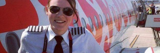"""تعرف على """"أصغر قائدة طائرات في العالم"""""""
