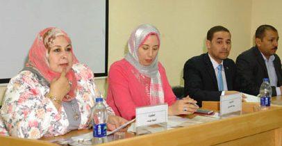 متخصصات ومتخصصون يناقشون دور المرأة الصعيدية وقضاياها الاجتماعية