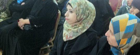 الأردن محاضرة حول العنف القائم على النوع الاجتماعي