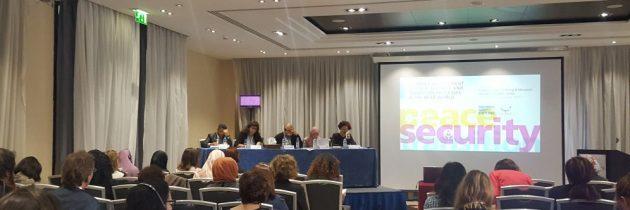 مشاركة النساء في السلام، الأمن والعمليات الانتقالية في العالم العربي