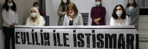 Women in Istanbul protest against amnesty for child abuse