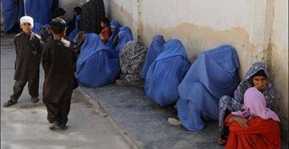 """""""وراء الأبواب الموصدة"""" تقرير يجسد مأساة المرأة الأفغانية"""