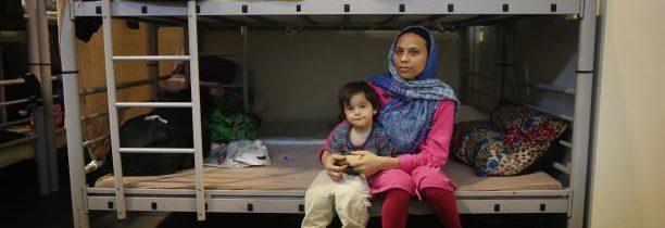 تقرير عن أوضاع اللاجئات في المنطقة العربية