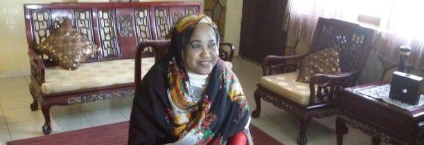 """لسودانية ست البنات الجعلي""""رئيسة منظمة المرأة اللاجئة في بريطانيا """" … من أجل حقوق المهاجرات"""