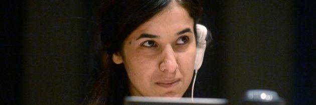 """نادية مراد – إيزيدية شابة في مواجهة مع تنظيم """"داعش"""""""