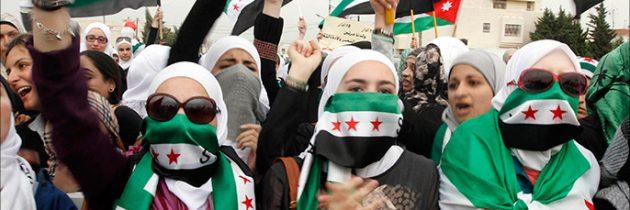 المرأة السورية: الشريك الأساسي في بناء سوريا الجديدة