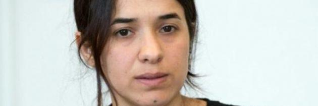 """ناديا مراد تفوز بجائزة """"فاتسلاف هافيل"""" الأوروبية لحقوق الإنسان"""
