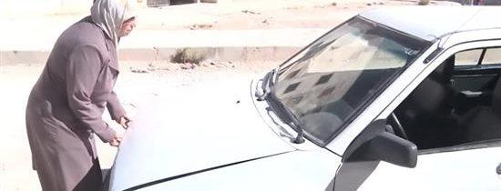 سائقة التاكسي «أم النور» تقاتل على جبهة الحياة في حلب